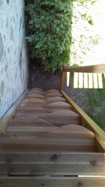 escalier exterieurs pas japonnais