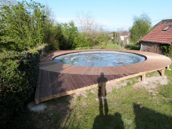 terrasse de piscine zodiaque